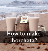 How to make horchata?